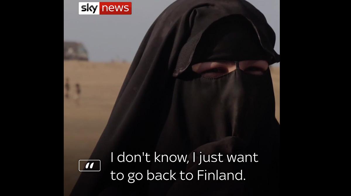 35f49a1d5ad Saksa kohus otsustas, et ISIS-e pruut tuleb tagasi tuua